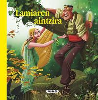 Lamiaren Aintzira - Iraitz Urkulo