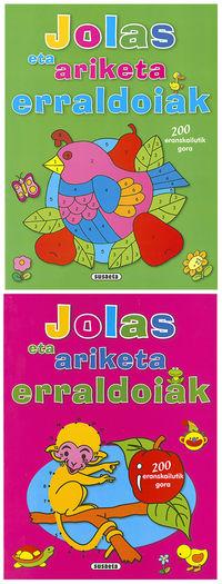 Jolas Eta Ariketa Erraldoiak (surtido 4 Tit) - Batzuk