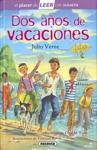 Dos Años De Vacaciones - Nivel 4 - Julio Verne