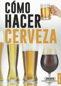 Como Hacer Cerveza - Aa. Vv.