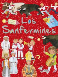 Sanfermines, Los - Con Pegatinas - Carmen Blazquez