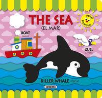 SEA, THE (EL MAR) - MI PRIMER LIBRO BILINGUE