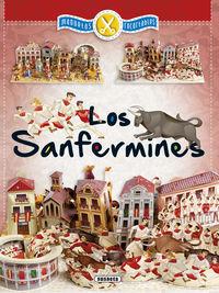 Sanfermines, Los - Maquetas Recortables - Aa. Vv.