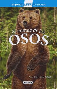 Mundo De Los Osos, El - Nivel 1 - Consuelo Delgado