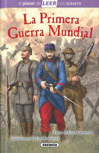 PRIMERA GUERRA MUNDIAL, LA - NIVEL 4