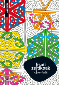 IRUDI ZELTIKOAK - KOLOREZTATU