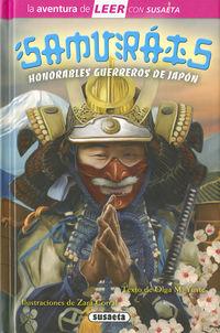 Samurais - Honorables Guerreros De Japon - Olga M. Yuste