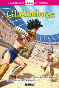 Gladiadores - Aprendo A Leer - Aa. Vv.