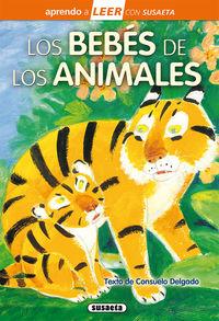 Bebes De Los Animales, Los - Aprendo A Leer - Aa. Vv.