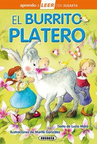 Burrito Platero, El - Aprendo A Leer Con Susaeta - Nivel 0 - Aa. Vv.