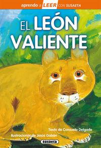 Leon Valiente, El - Aprendo A Leer - Aa. Vv.
