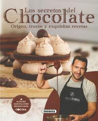 Los secretos del chocolate - David Pallas