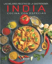 Mejores Recetas De La Gastronomia India, Las - El Rincon Del Paladar - Aa. Vv.