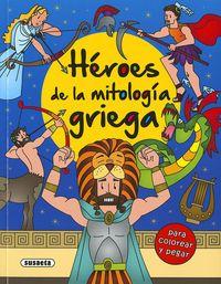 heroes de la mitologia - Aa. Vv.
