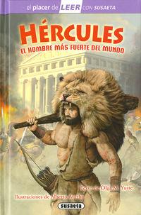 HERCULES - EL HOMBRE MAS FUERTE DEL MUNDO - NIVEL 4