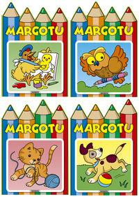 MARGOTU (SURTIDO 4 TIT. )