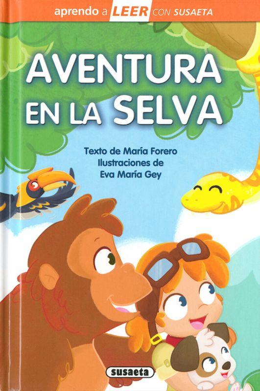 Aventura En La Selva - Nivel 0 - Maria Forero