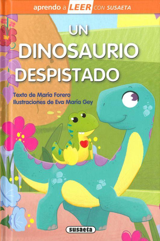 DINOSAURIO DESPISTADO, UN - NIVEL 0
