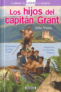 HIJOS DEL CAPITAN GRANT, LOS - NIVEL 4