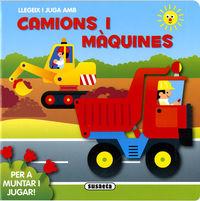 CAMIONS I MAQUINES - LLEGEIX I JUGA