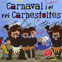 CARNAVAL I EL REI CARNESTOLTES - COSTUMARI (CATALA)
