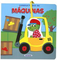 CONDUCTORES DE MAQUINAS