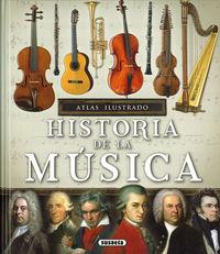 Historia De La Musica - Aa. Vv.