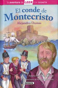 CONDE DE MONTECRISTO, EL - LA AVENTURA DE LEER CON SUSAETA - NIVEL 3