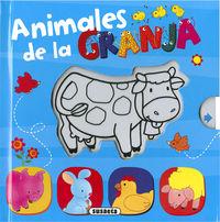 ANIMALES DE LA GRANJA - ¿DE QUE COLOR SOY?