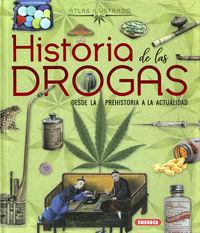 HISTORIA DE LAS DROGAS - DESDE LA PREHISTORIA A LA ACTUALIDAD