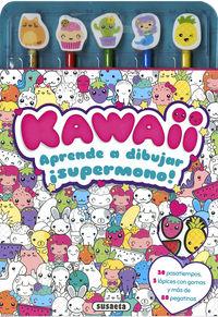 KAWAII - APRENDE A DIBUJAR