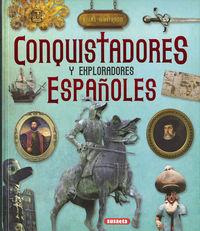 Conquistadores Y Exploradores Españoles - Giorgio Bergamino / Gianni Palitta
