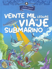 VEINTE MIL LEGUAS DE VIAJE SUBMARINO - CLASICOS JUVENILES