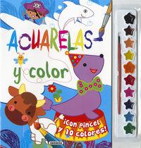 ACUARELAS Y COLOR - ACUARELAS (S6059001)