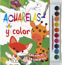 ACUARELAS Y COLOR - ACUARELAS (S6059002)