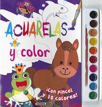 ACUARELAS Y COLOR - ACUARELAS (S6059004)