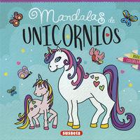MANDALAS DE UNICORNIOS PARA COLOREAR (S6058001)