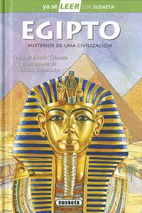 EGIPTO - YA SE LEER CON SUSAETA - NIVEL 2