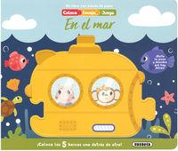 EN EL MAR - COLOCA, ENCAJA, JUEGA