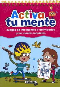 ACTIVA TU MENTE 3