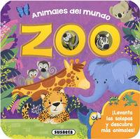 ANIMALES DEL MUNDO - SOLAPAS