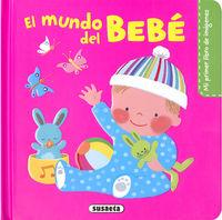 Imagenes Para Bebes - Mi Primer Libro De Imagenes - Pilar Campos