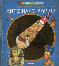 ANTZINAKO EGIPTO - LINTERNA LIBURUA