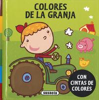 COLORES DE LA GRANJA - CINTAS DE COLORES