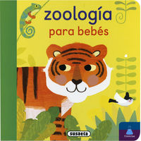 ZOOLOGIA PARA BEBES - EDUCABEBES