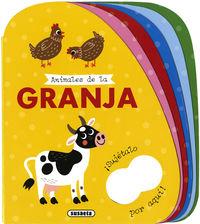 ANIMALES DE LA GRANJA - LIBRO CON ASA