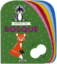 ANIMALES DEL BOSQUE - LIBRO CON ASA