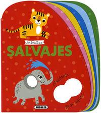ANIMALES SALVAJES - LIBRO CON ASA