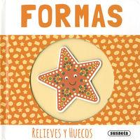 FORMAS - RELIEVES Y HUECOS