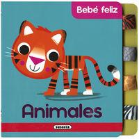ANIMALES - BEBE FELIZ